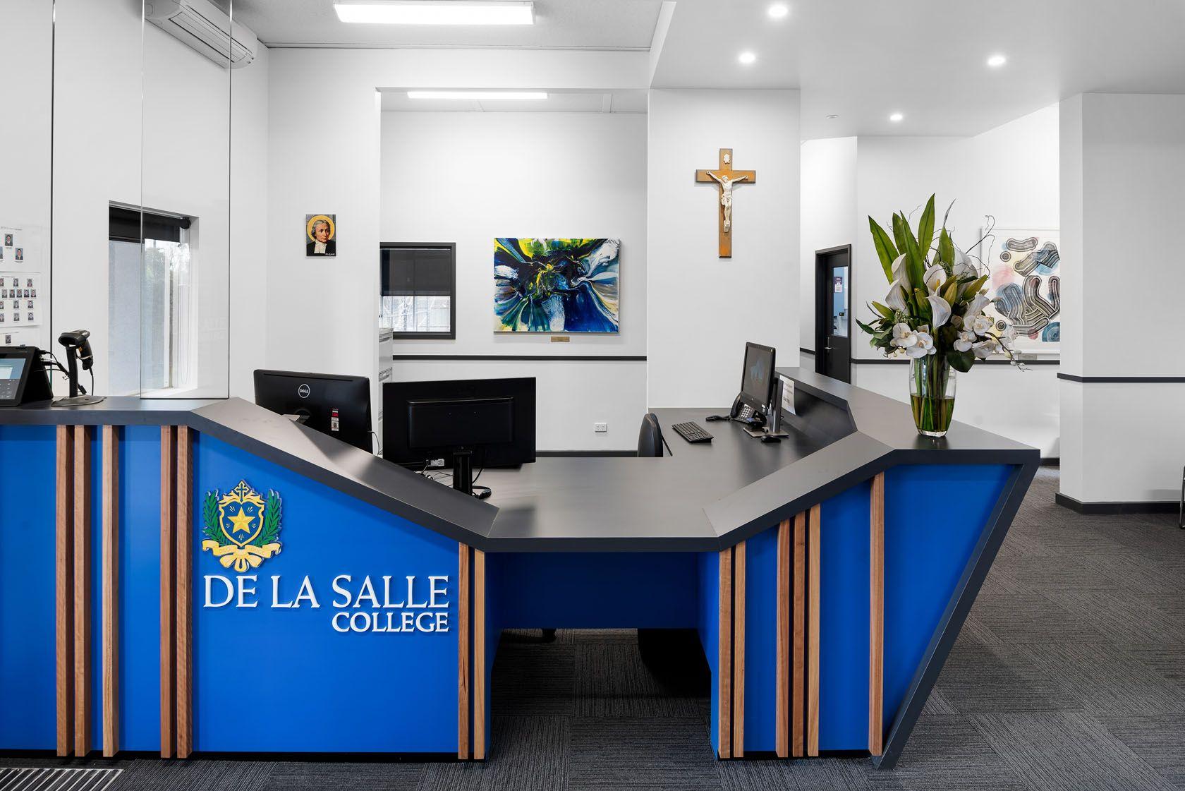 De La Salle - Holy Eucharist Campus