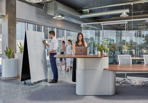 Agile Table and Henge Whiteboard