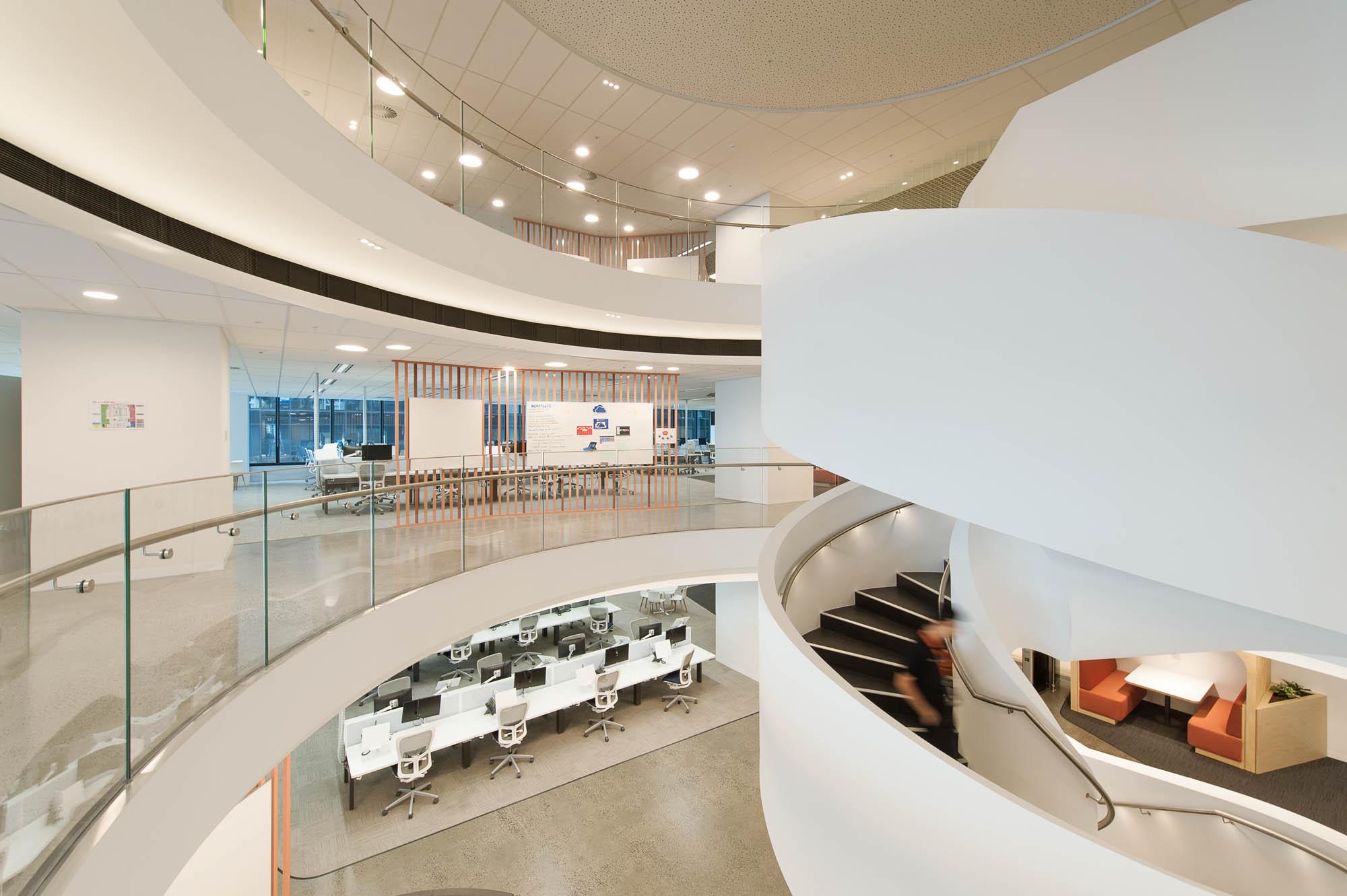 MLC Insurance | Schiavello Construction