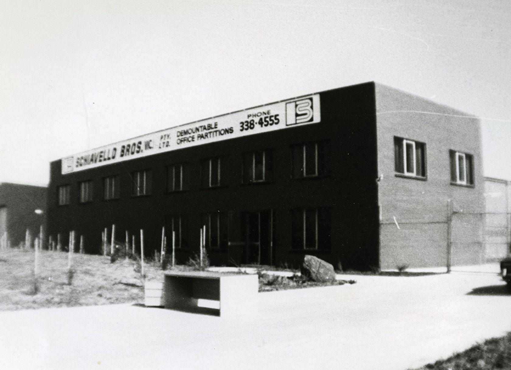 our story thumbnail schiavello bros factory 1978