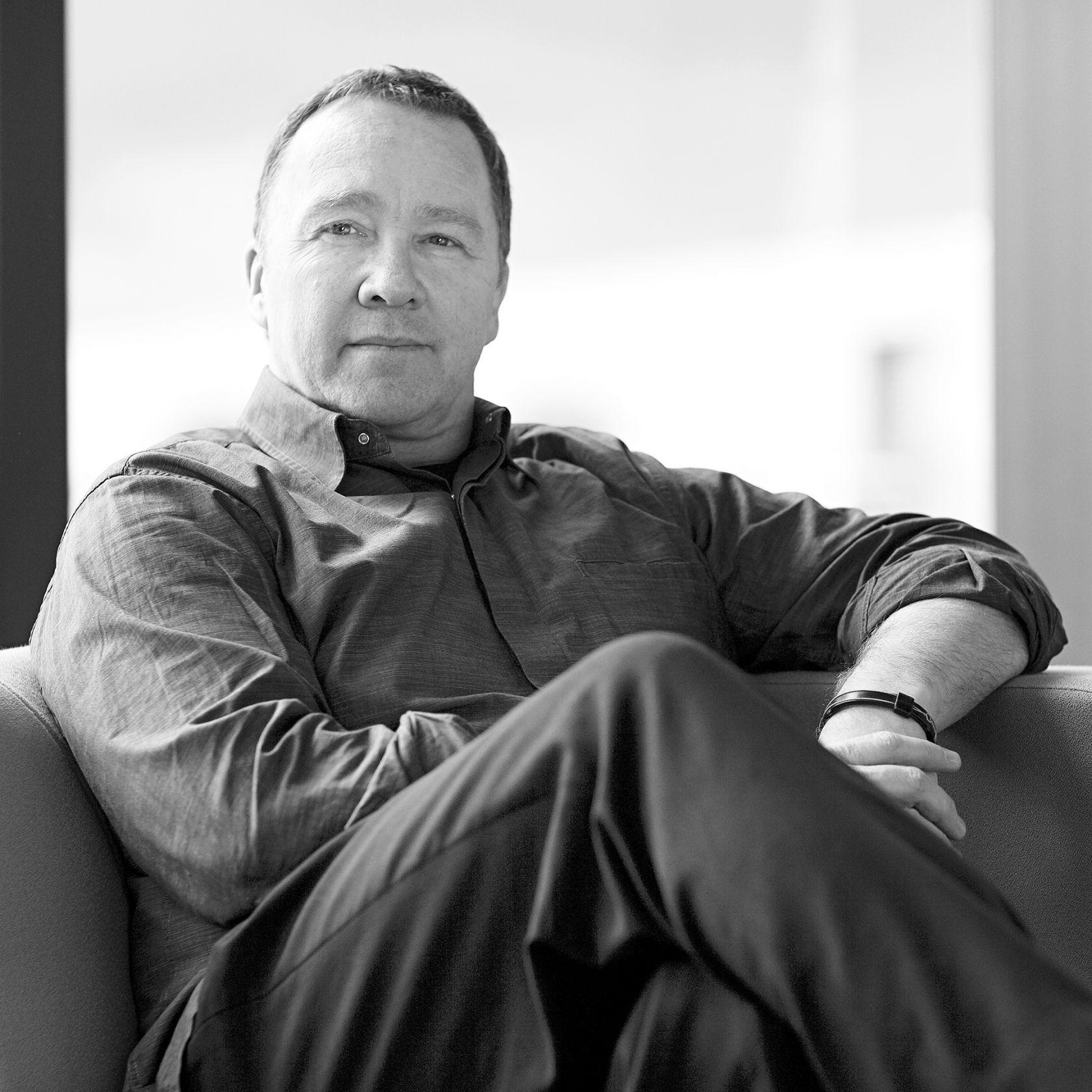Designer Ivan Woods