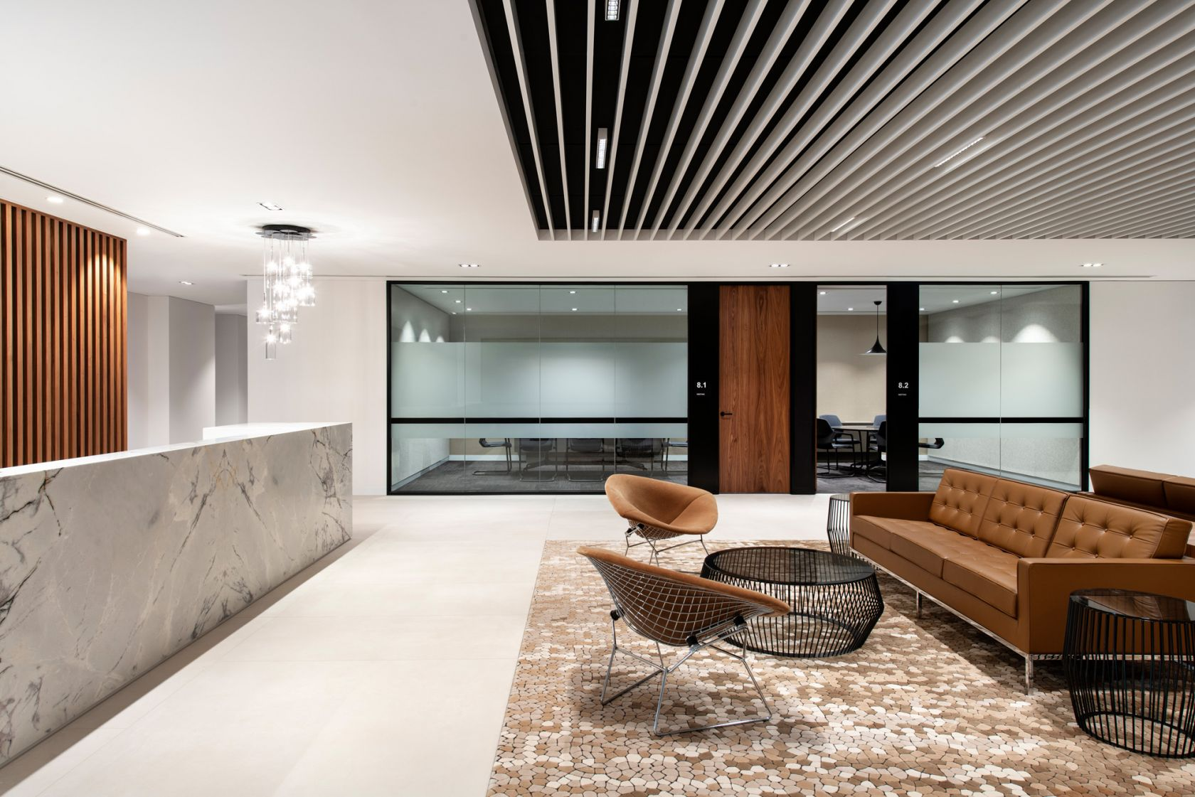 hwl ebsworth lawyers melbourne fitout reception