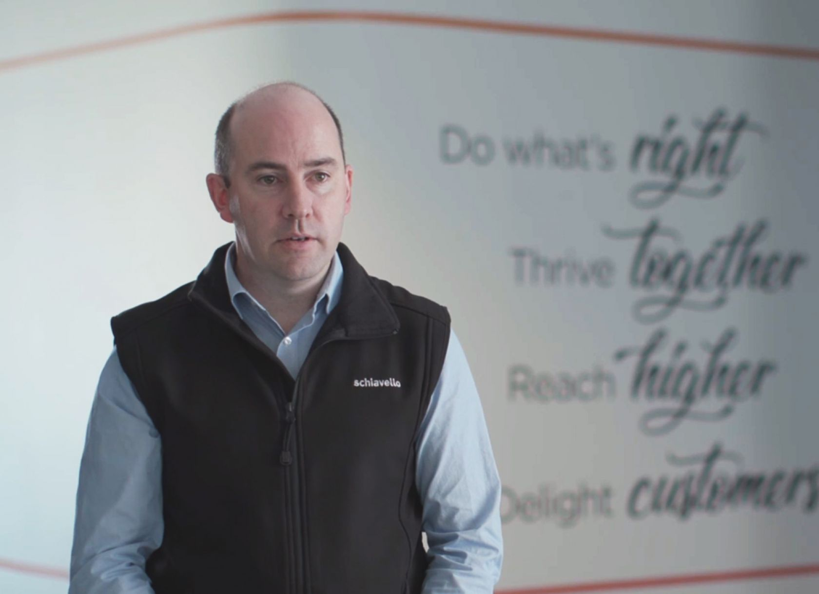 schiavello construction andrew howard interview 7eleven office fitout