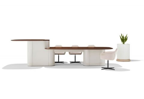 Agile Table and Palomino Chair