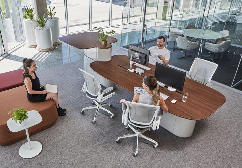 Agile Table, Karo Stool and OTM Table