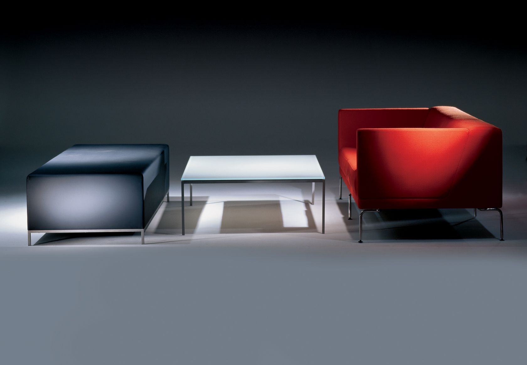 NGV Table and Kayt Rest Chair