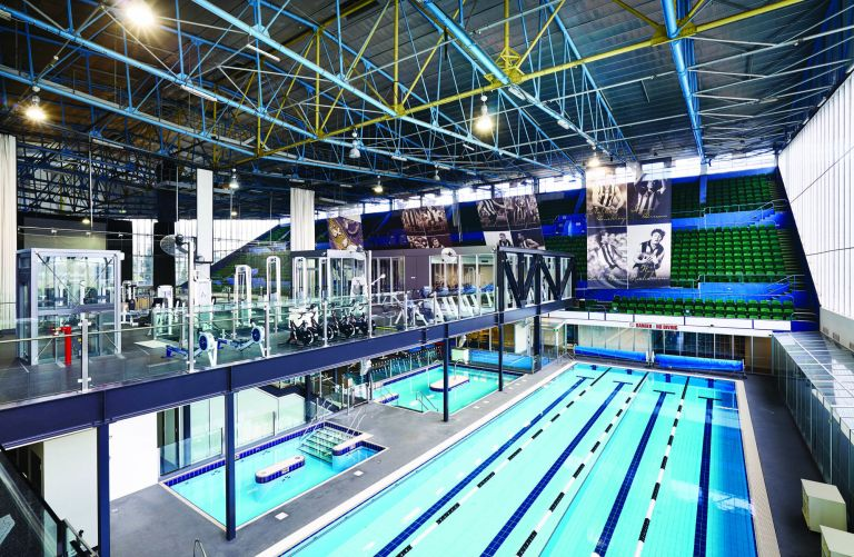 collingwood football club melbourne sports athletic facilities swimming mezzanine