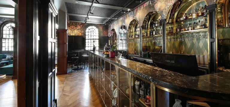 carousel ovolo hotel refurbishment bar