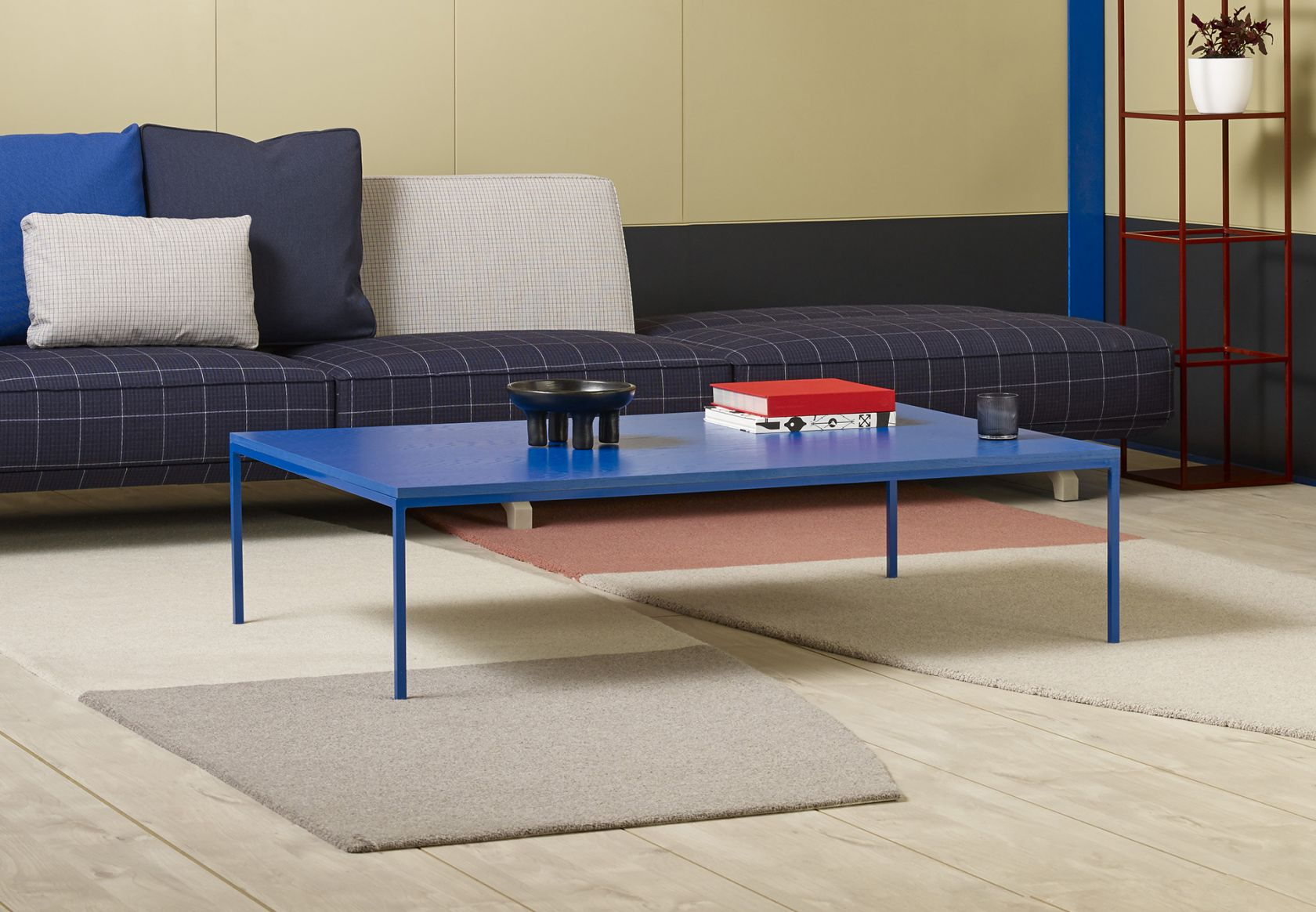 NGV Table ColourLab Gentian Blue