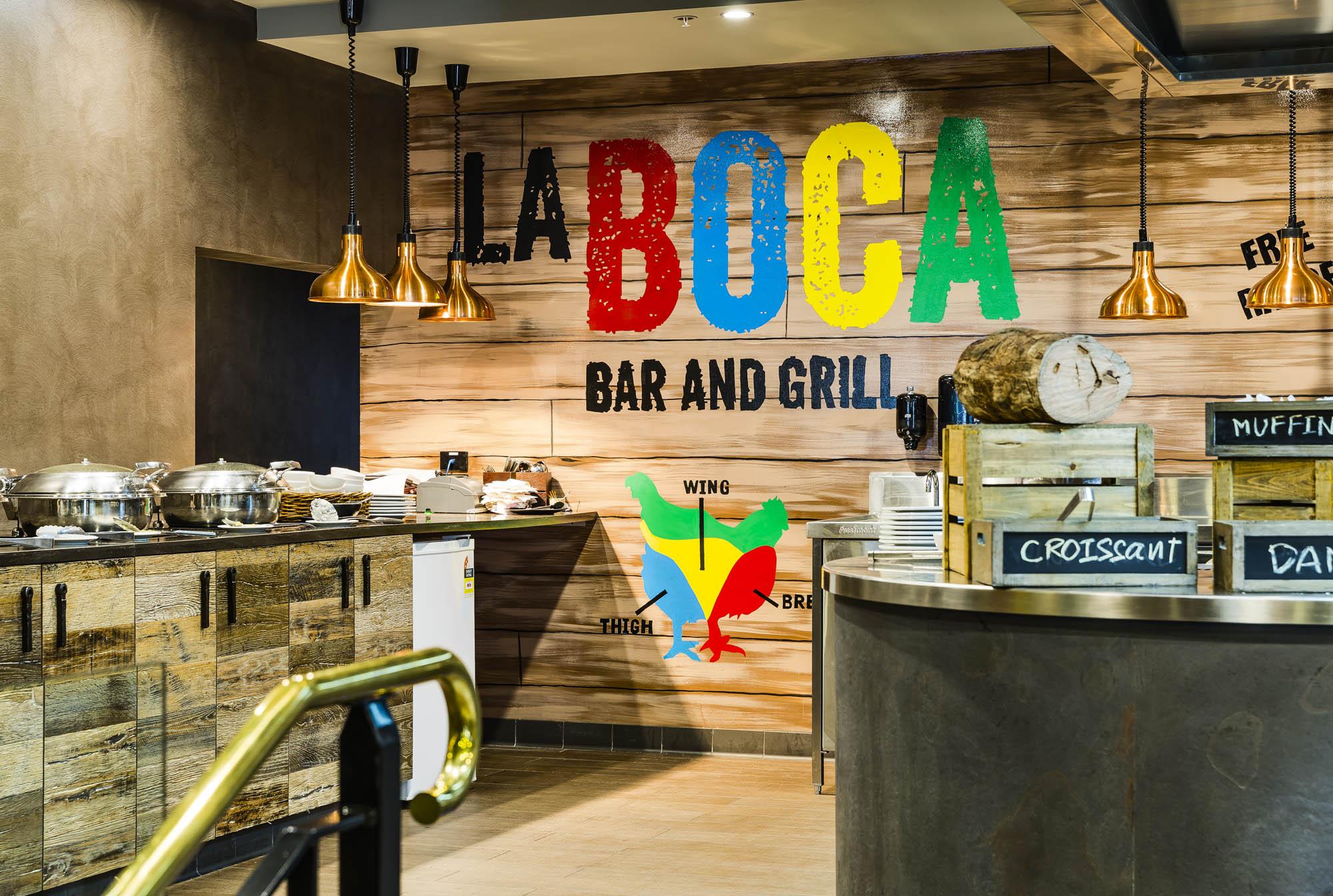 laboca bar and grill sydney buffet