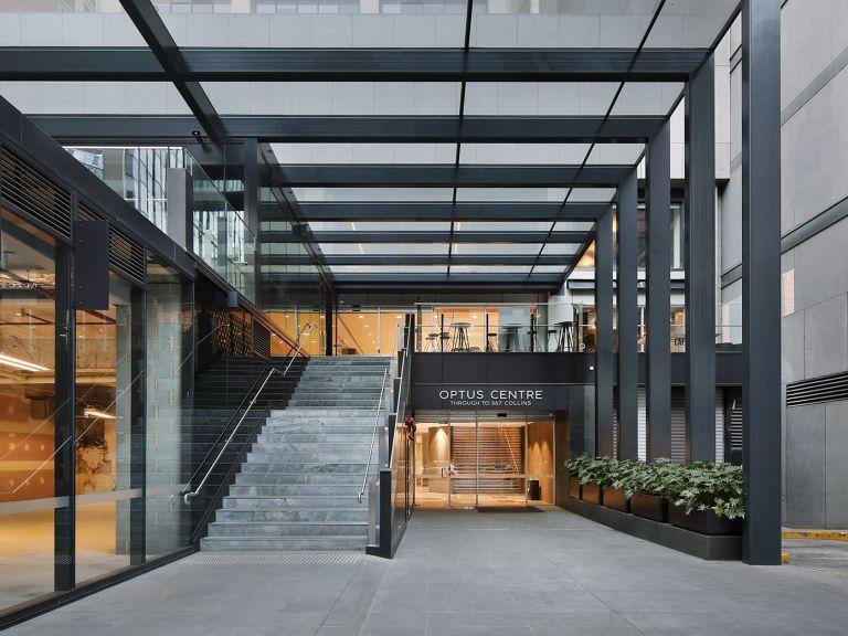 367 collins street melbourne building asset upgrade refurbishment