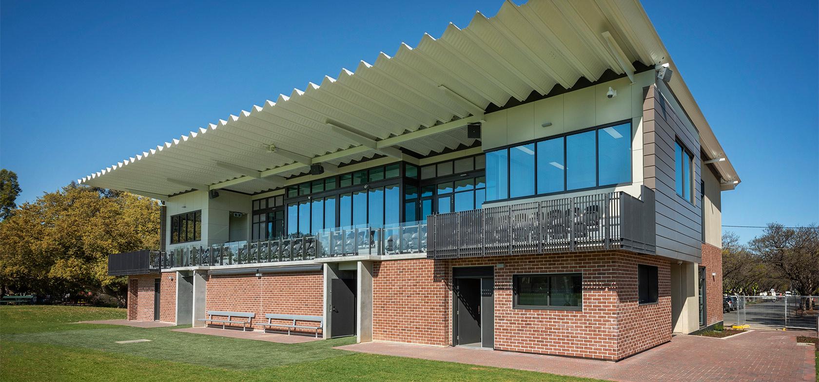 schiavello construction adelaide goodwood oval sport stadium header banner