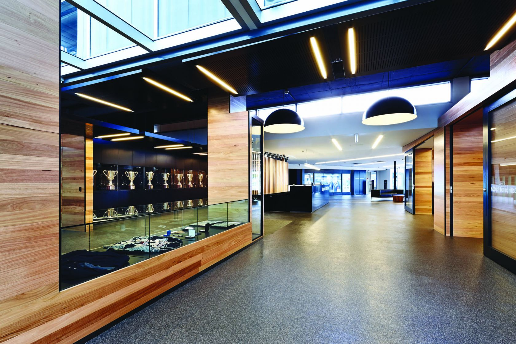 Collingwood Football Club | Schiavello Construction