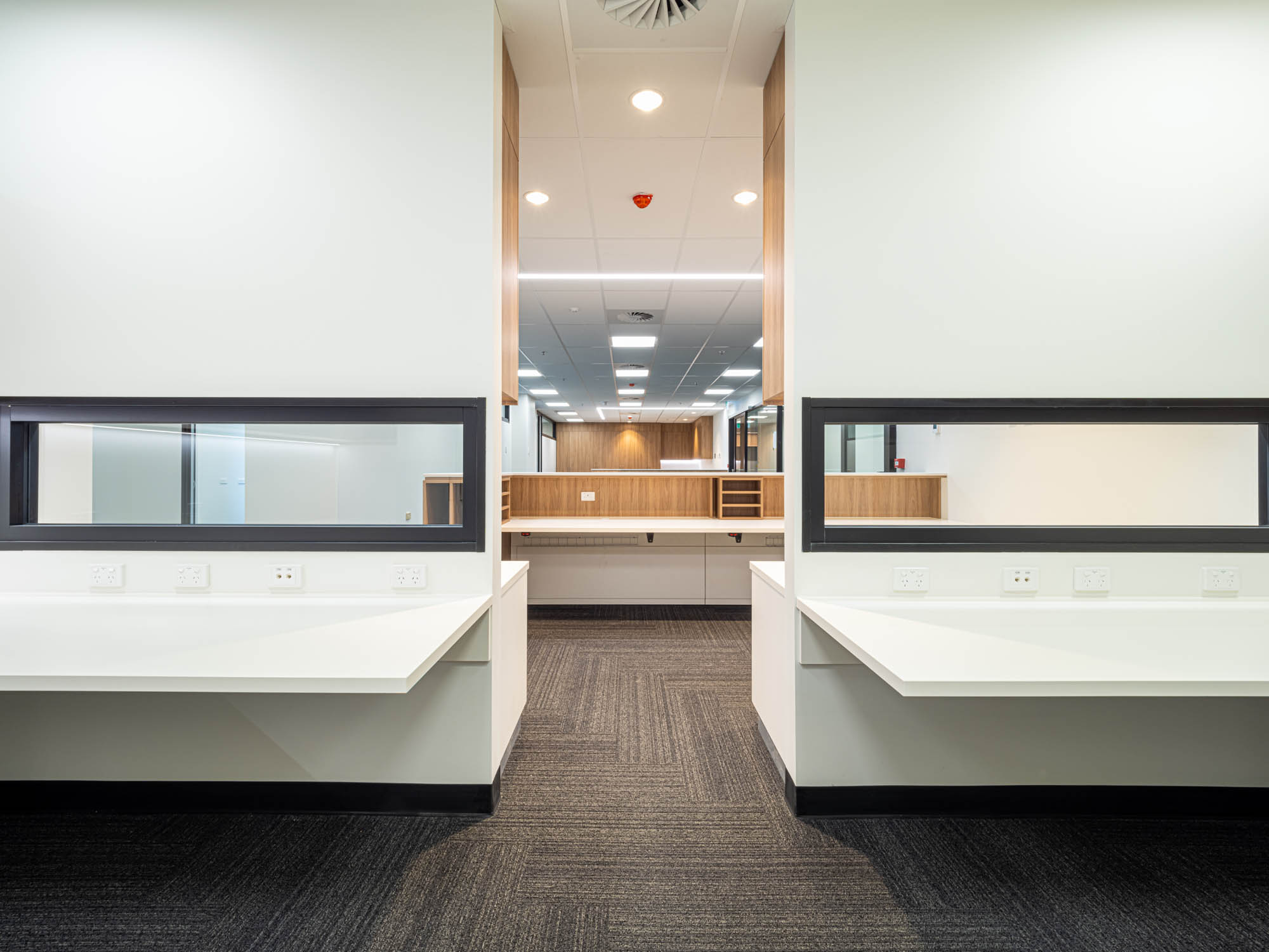 calvary adelaide hospital healthcare aged care fitout construction medical