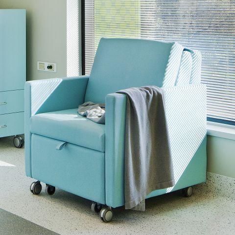 Sleeper Chair square