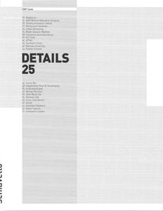 Details Magazine 25