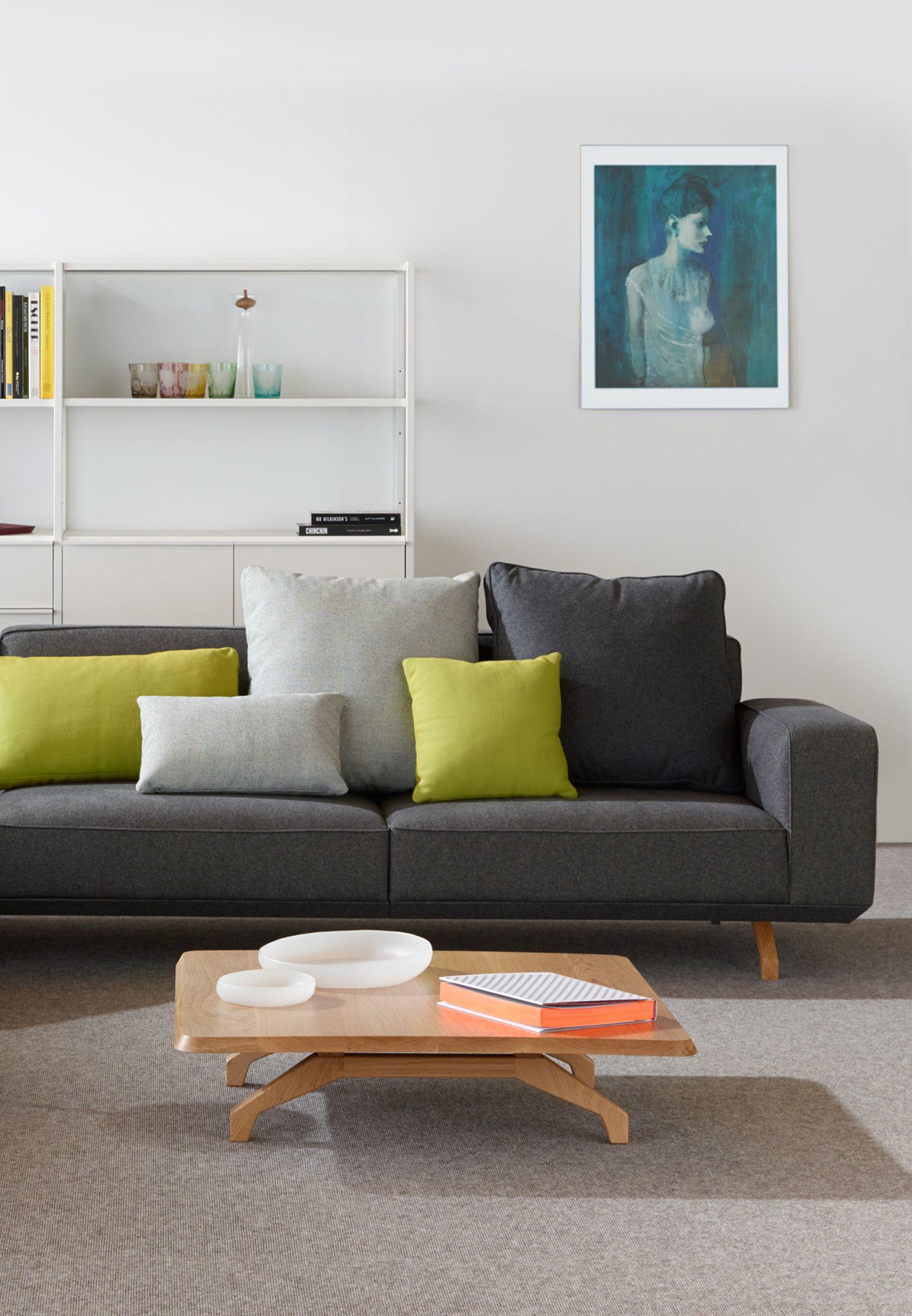 Bomba Table, Bomba Sofa Kase Storage and Scatter Platter Cushions