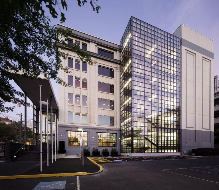 australia catholic university melbourne construction building exterior 3161