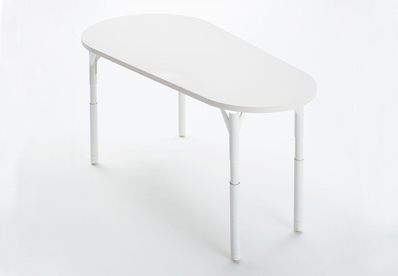 Climate Teardrop Table
