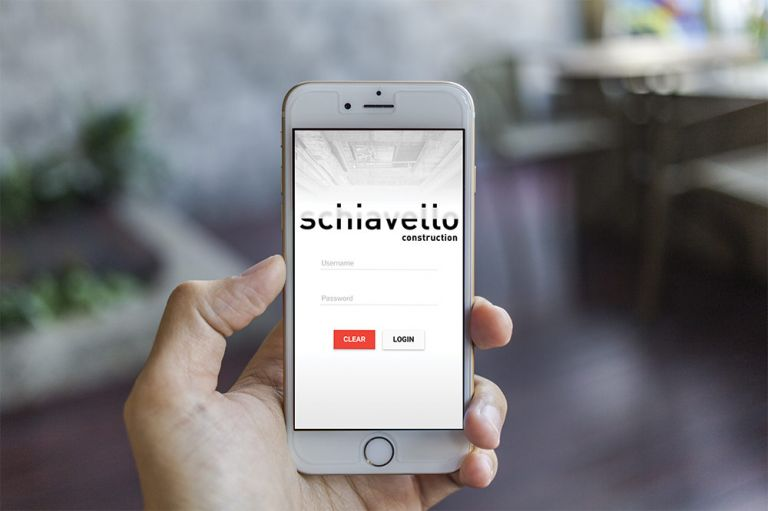 schiavello defects application on iphone