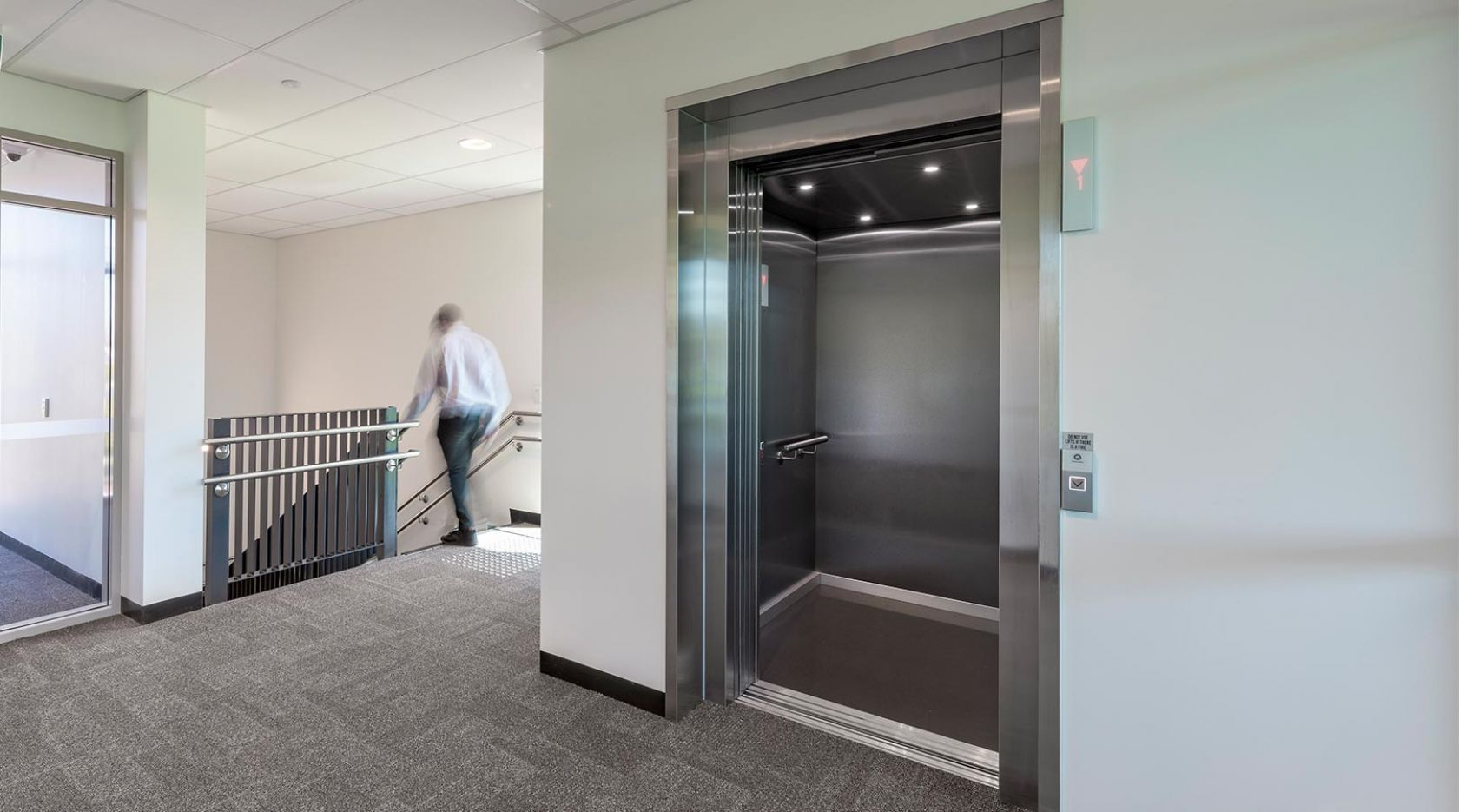 schiavello construction adelaide goodwood oval sport stadium elevator