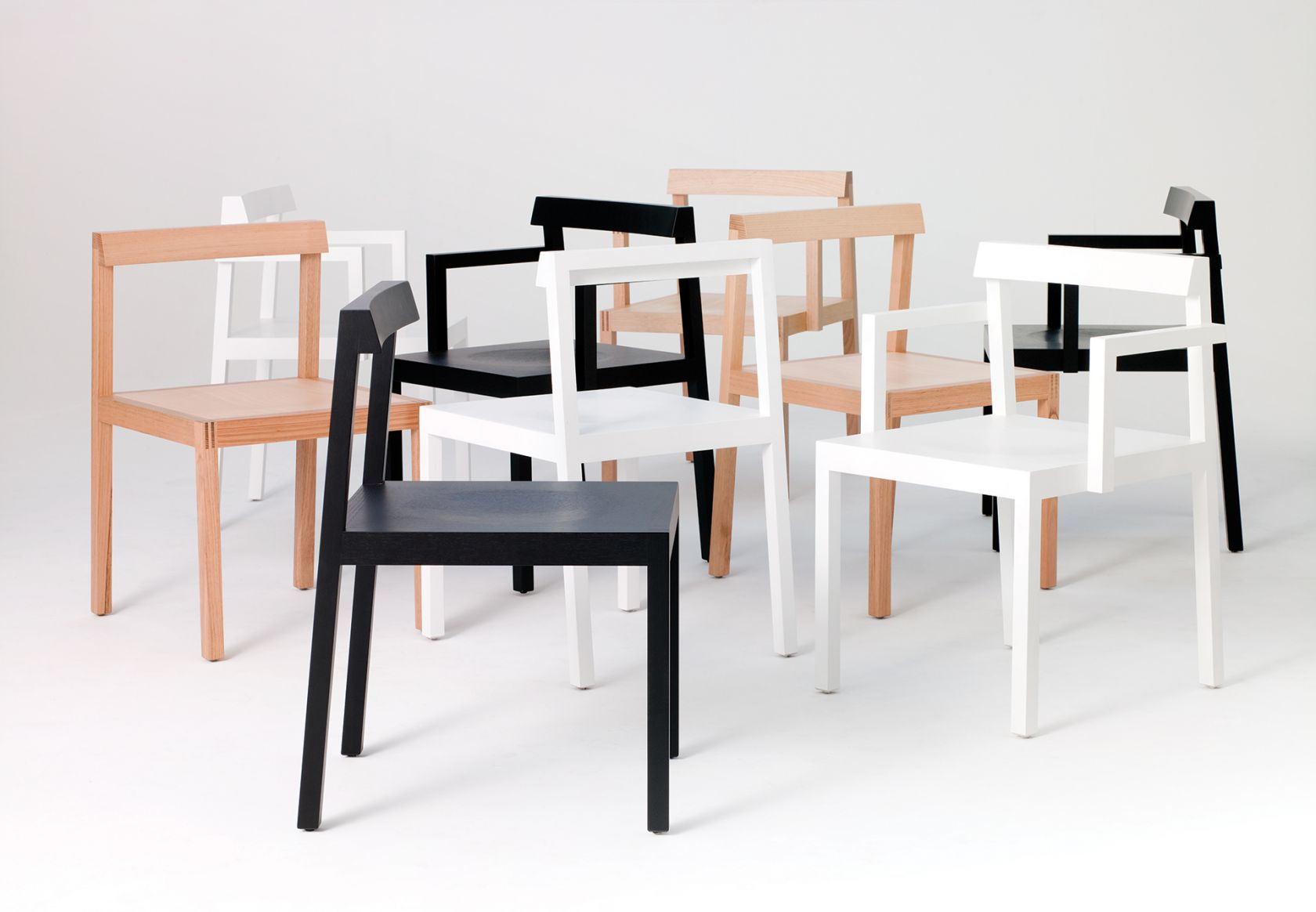 Toro Chair Collection