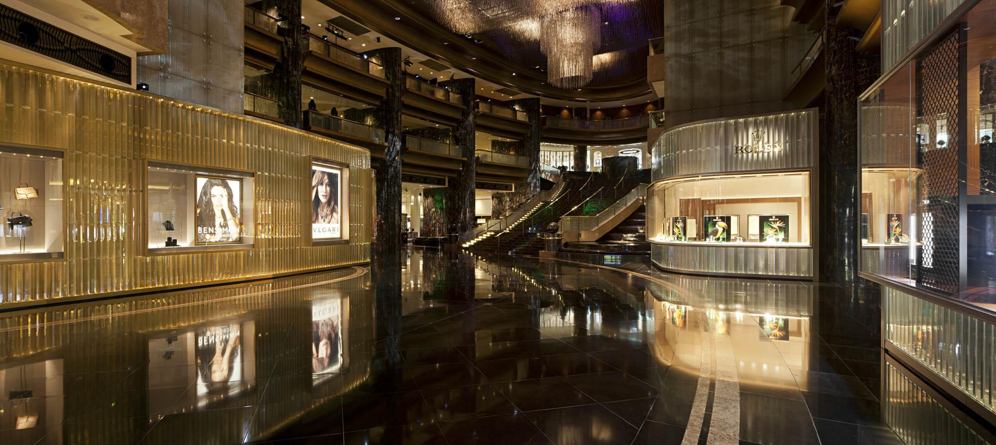 Atrium Crown Casino
