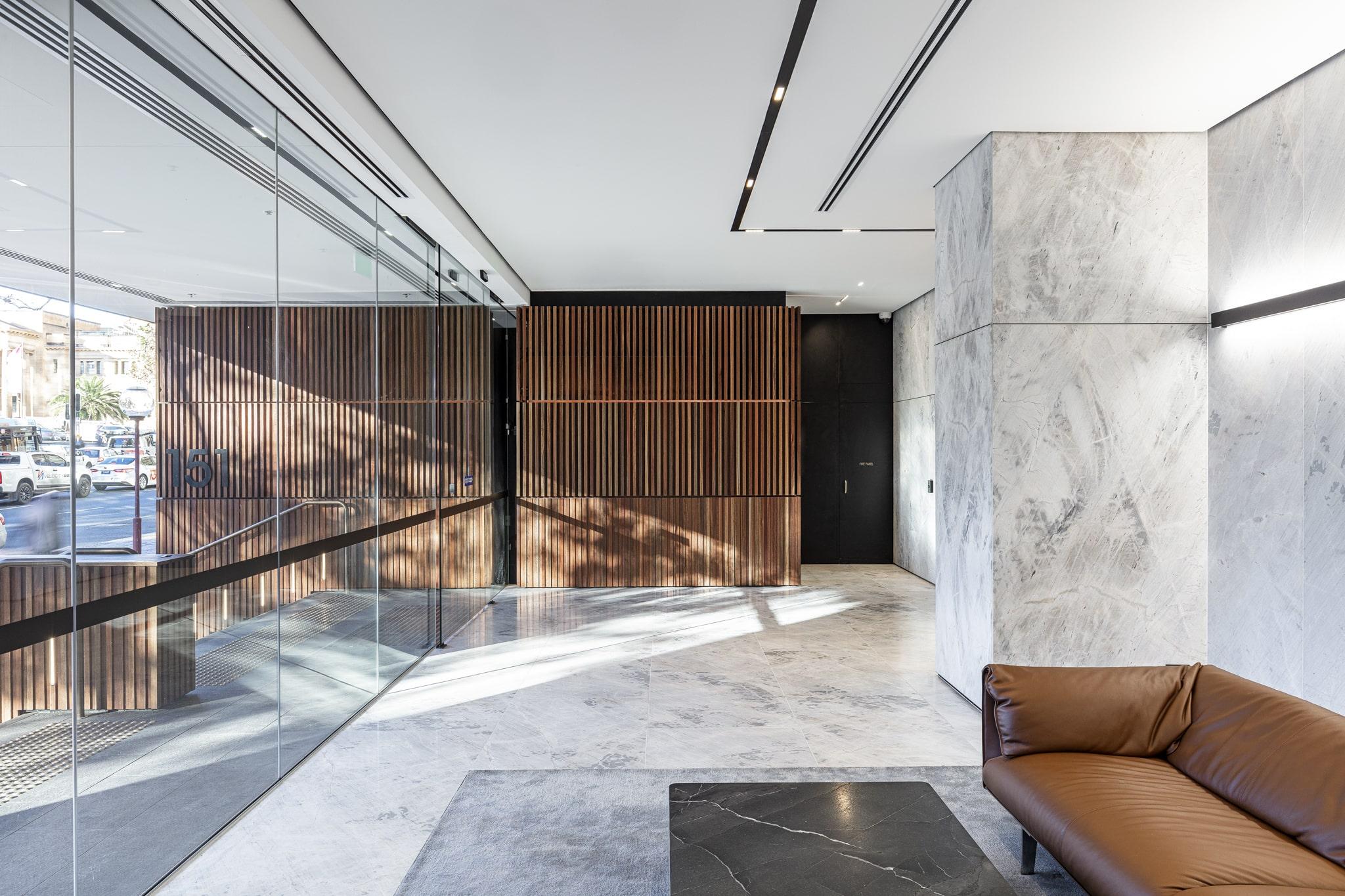 151 macquarie street lobby