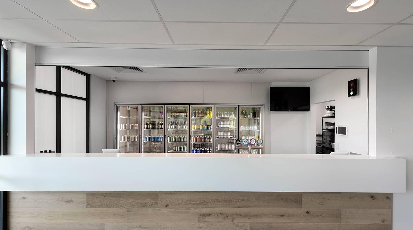 schiavello construction adelaide goodwood oval sport stadium bar