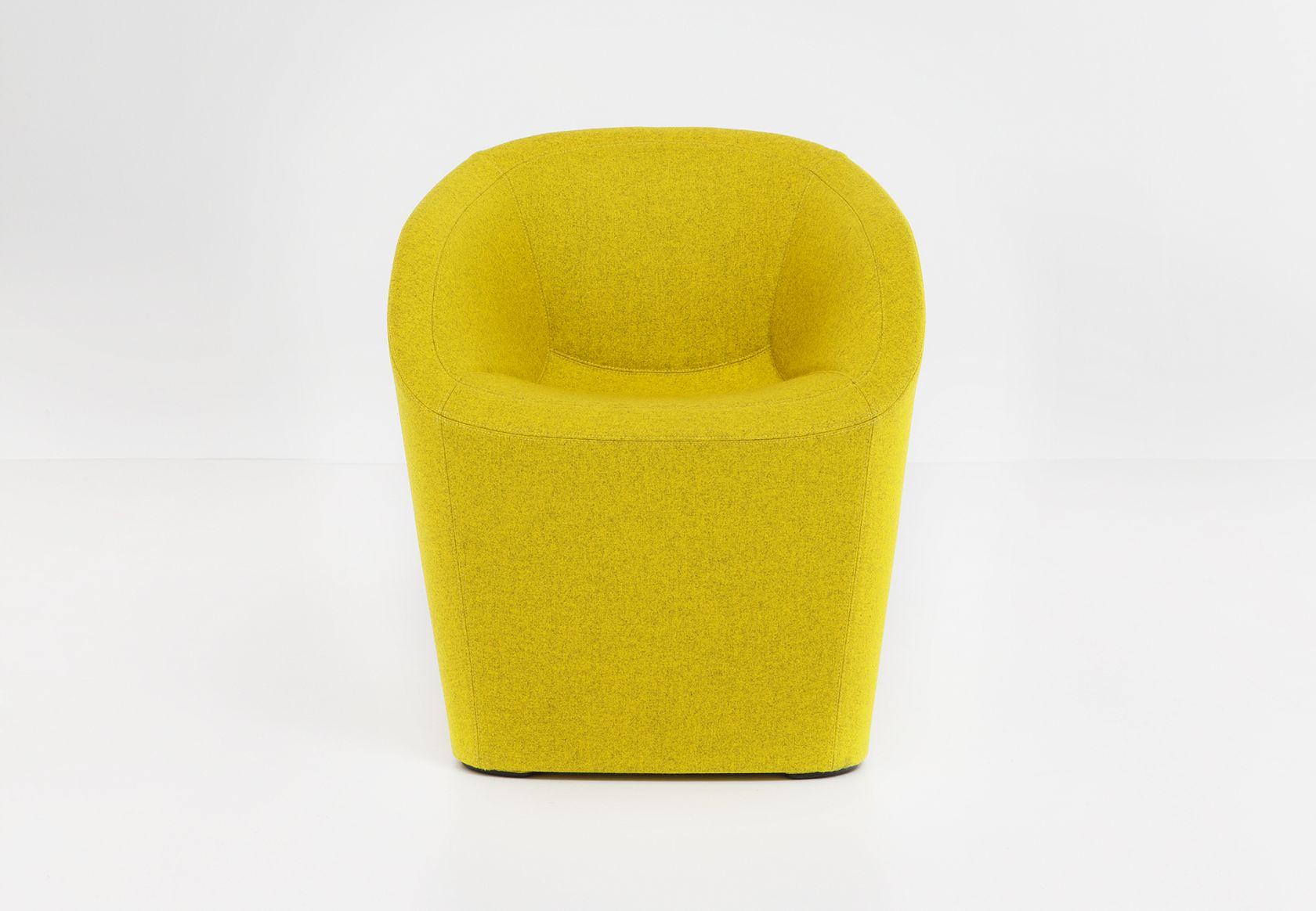 Blom Chair yellow