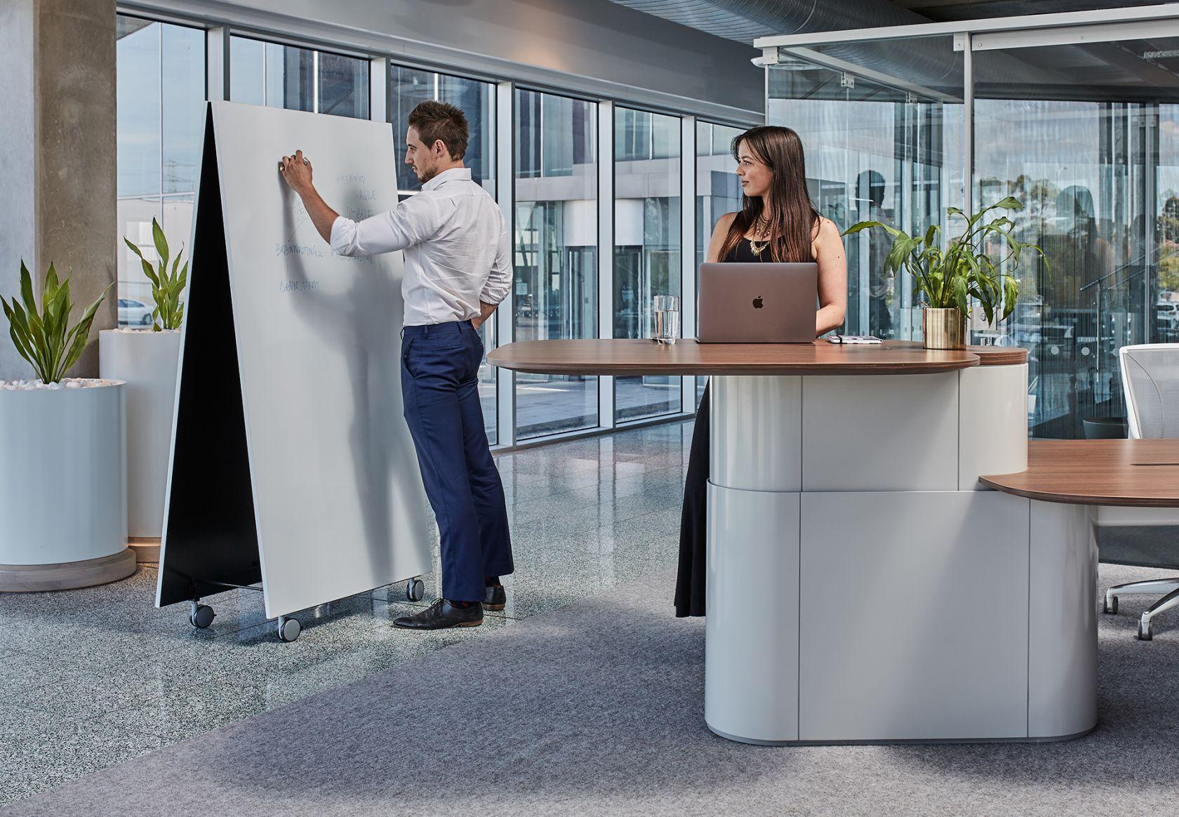 Henge Whiteboard and Agile Table