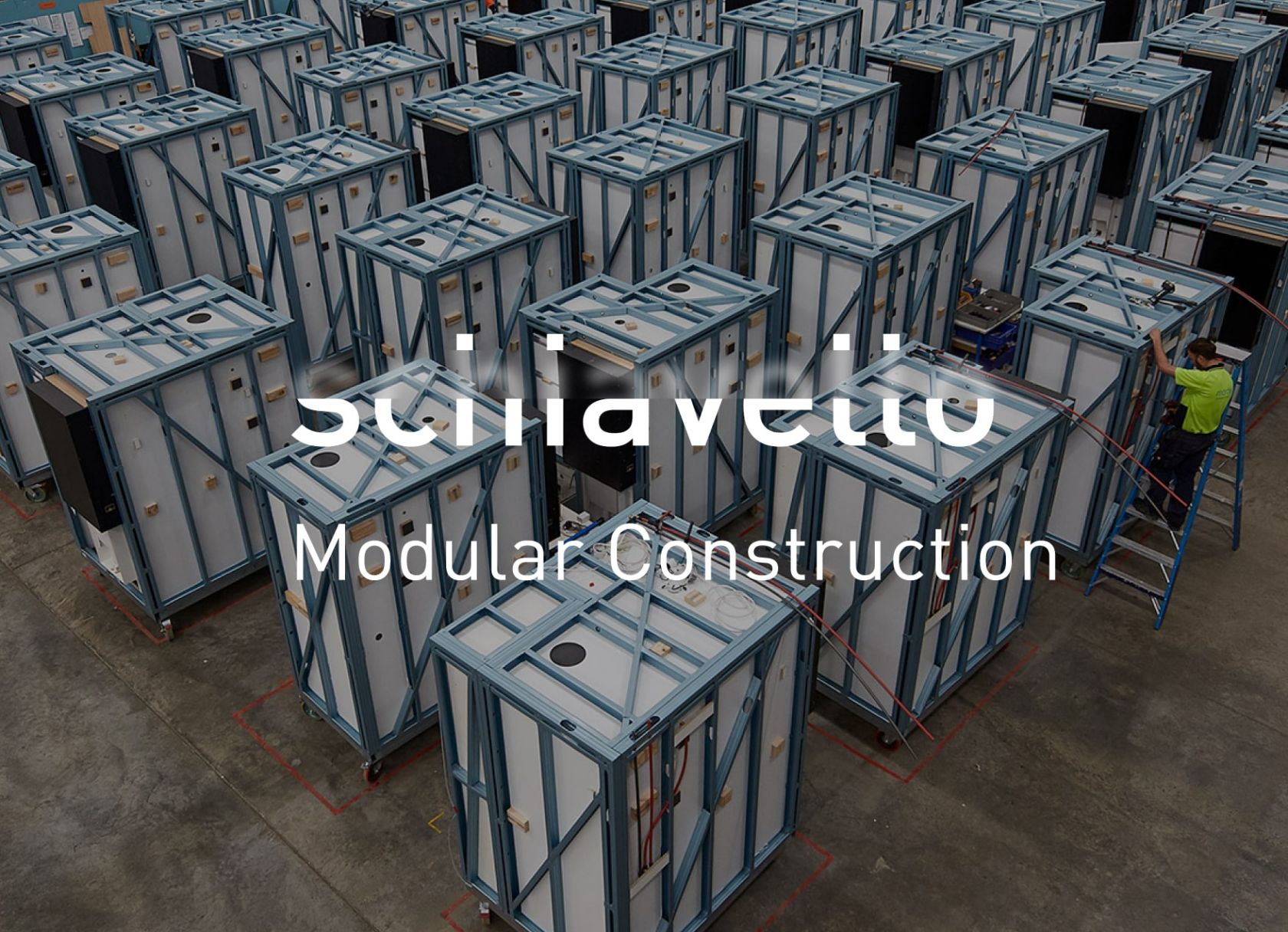 schiavello modular construction logo