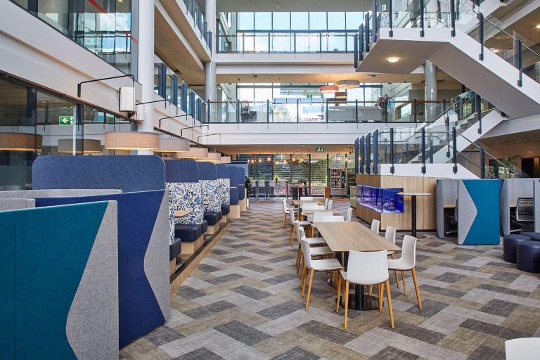 Microsoft | Schiavello Construction