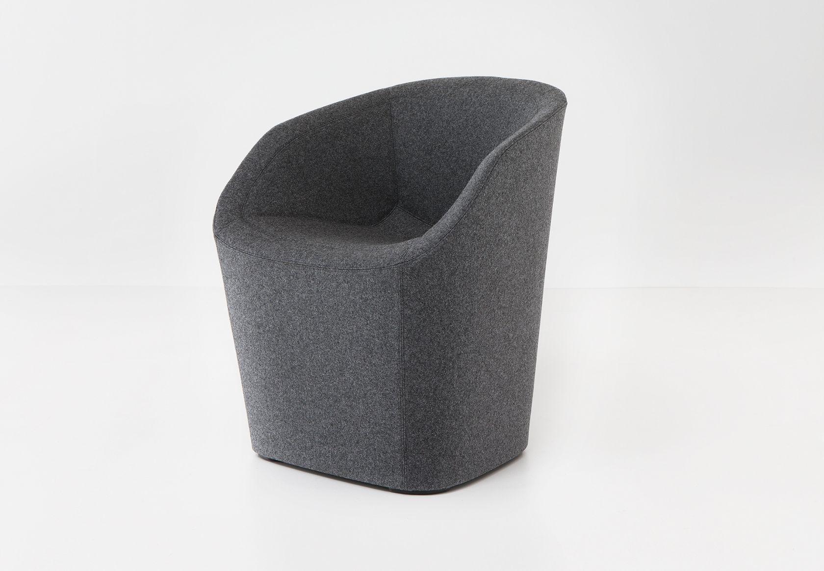 Blom Chair grey