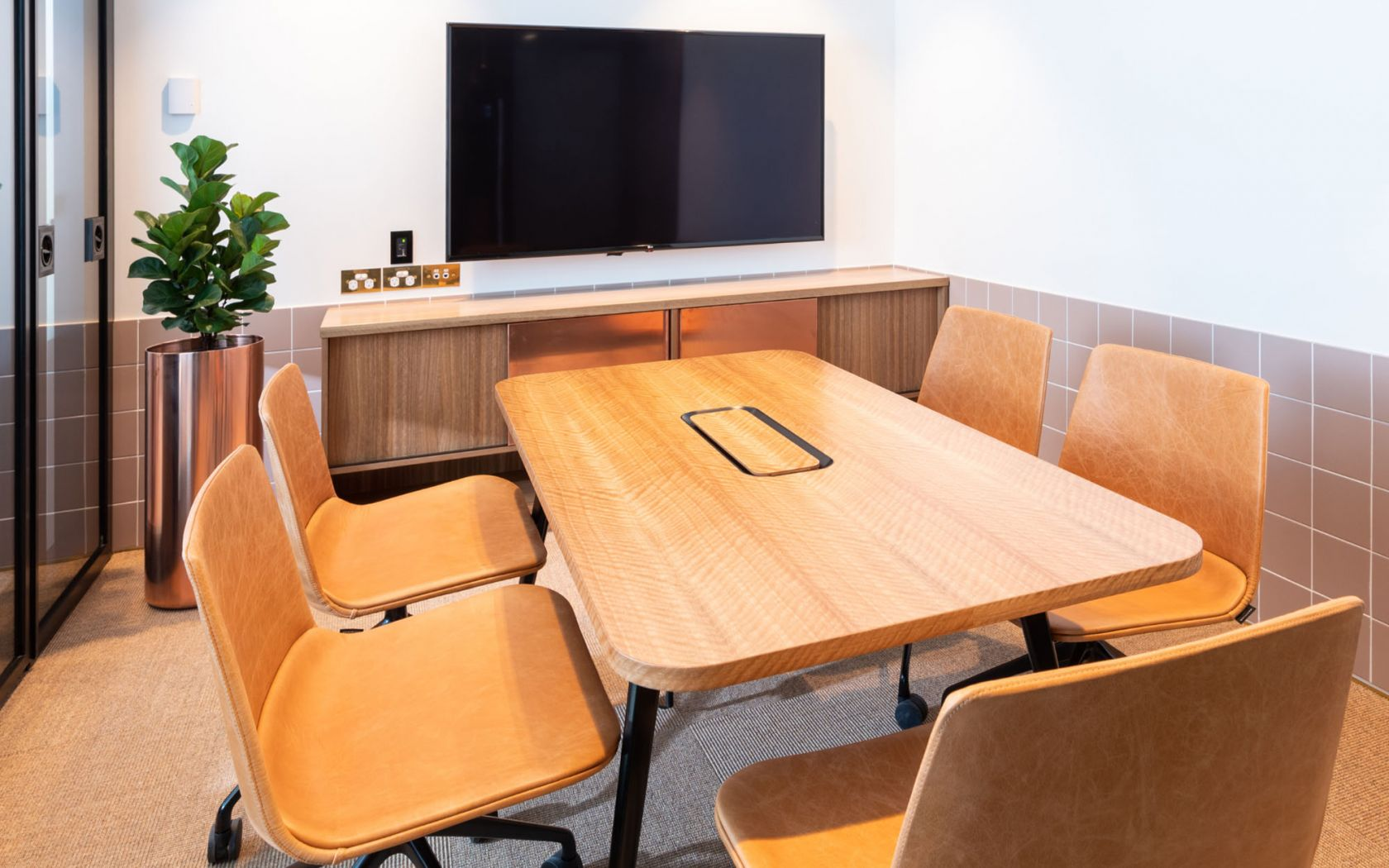 flex by ispt central plaza brisbane meeting room