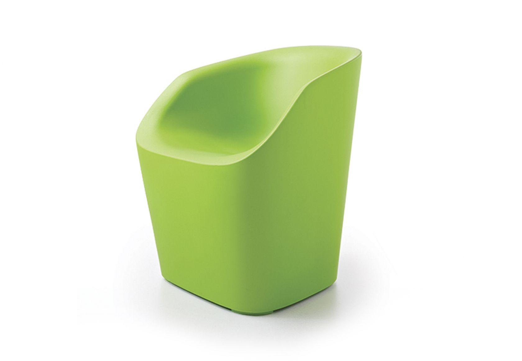 Blom Chair Plastic green