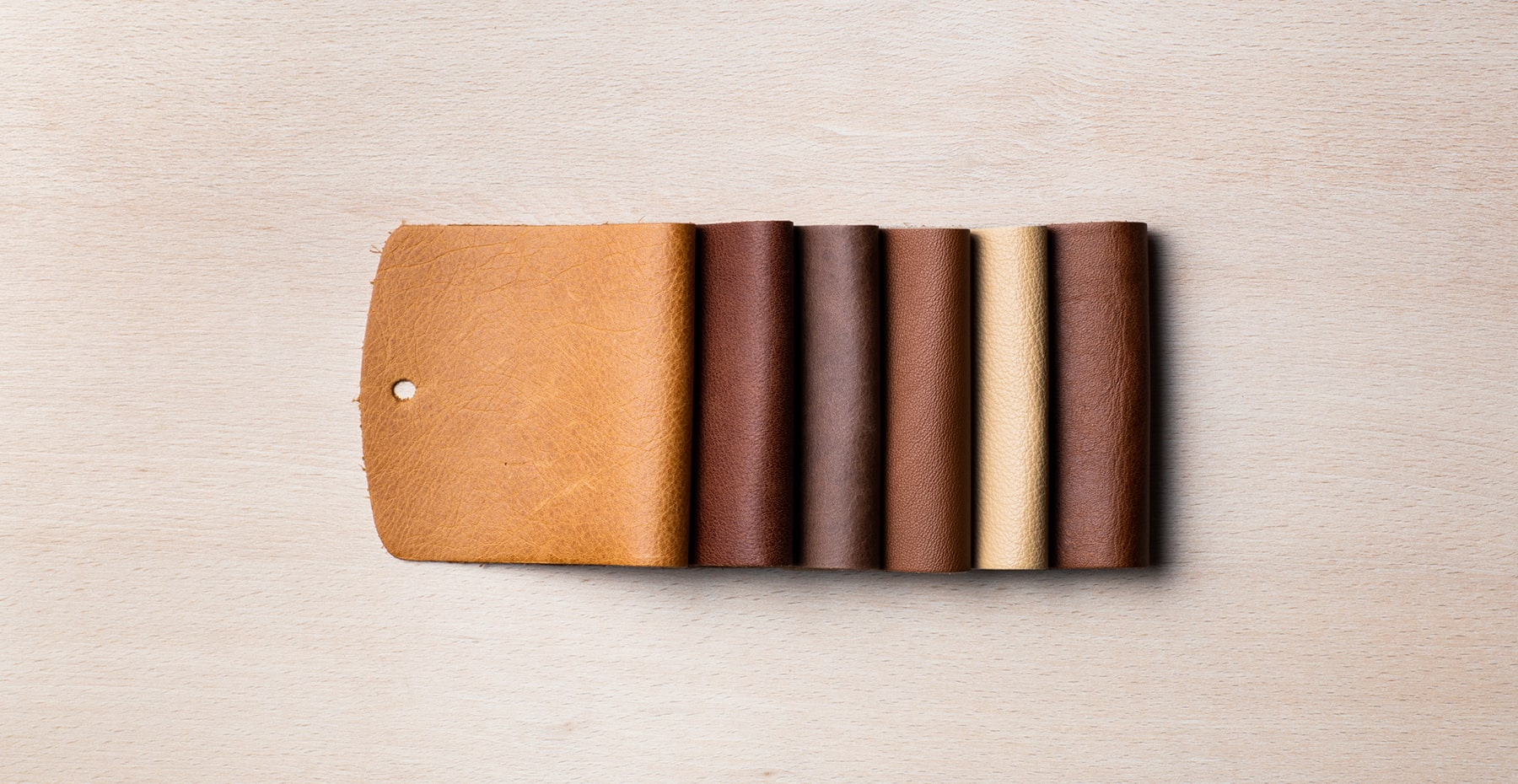 ColourLab Leather Samples
