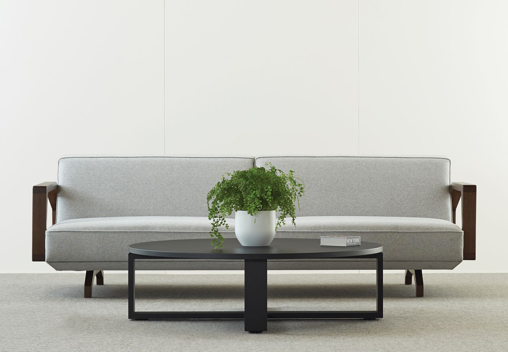 Bomba Sofa and Linear Table