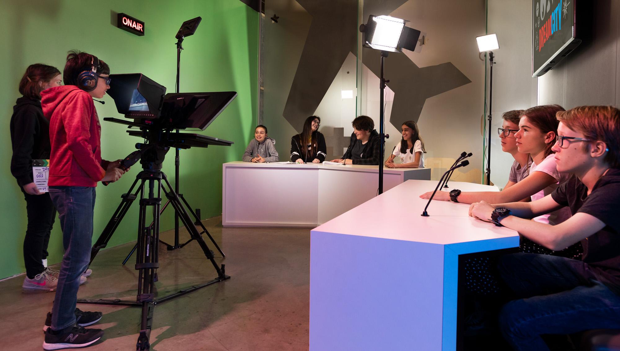 dreamcity melbourne edutainment production studio